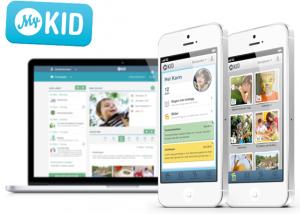 Barnehage rett på mobilen